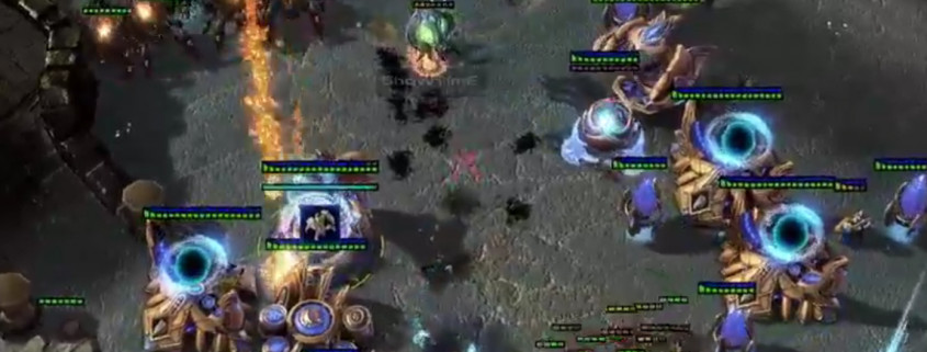 Protoss Getting Wrecked by Zerg